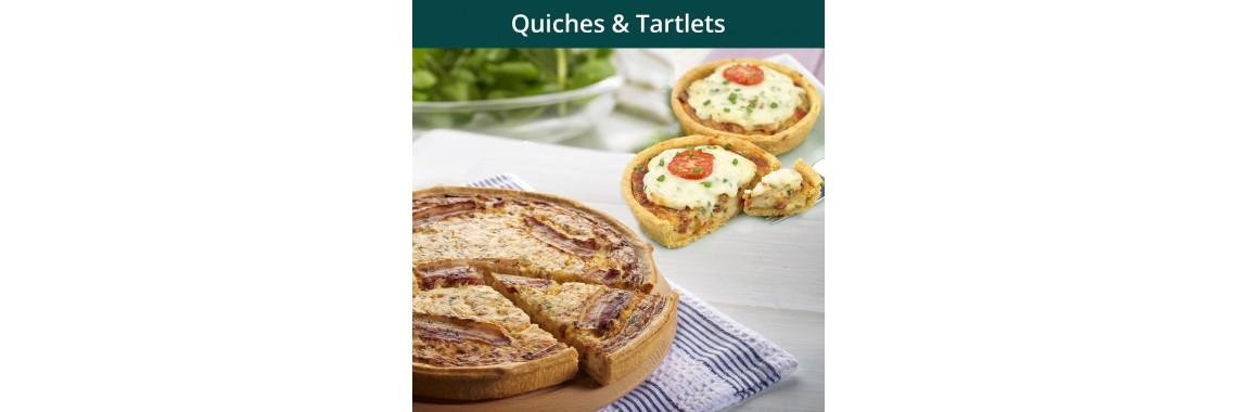 Quiche & Tartlets